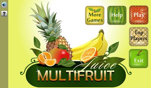 Juice Multifruit