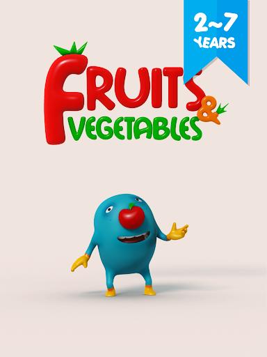 Fruit Vegetable WordsCard Lite