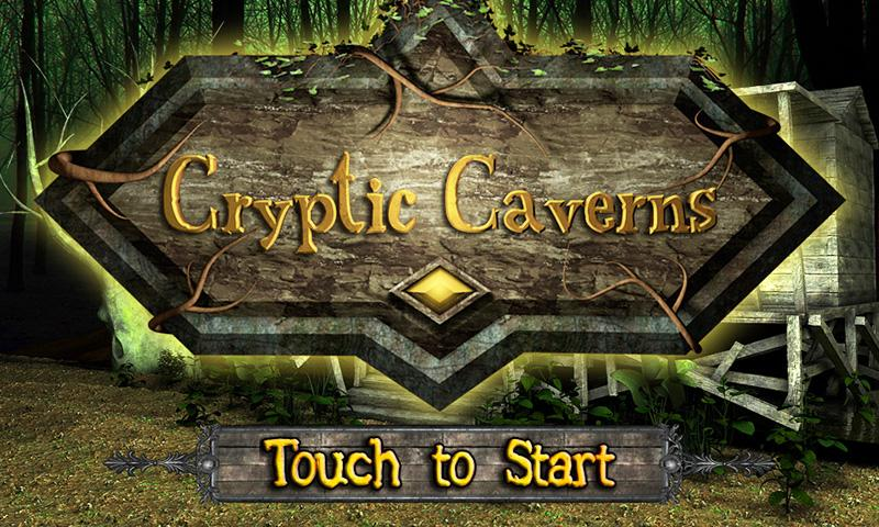 Cryptic Caverns HD- screenshot