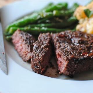 The Weidner Steak Marinade