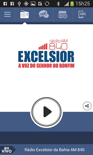 Rádio Excelsior Bahia AM 840