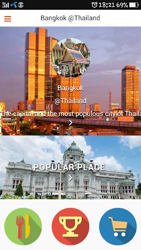 Bangkok's Popular Places to GO
