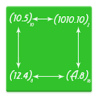Number System Converter icon
