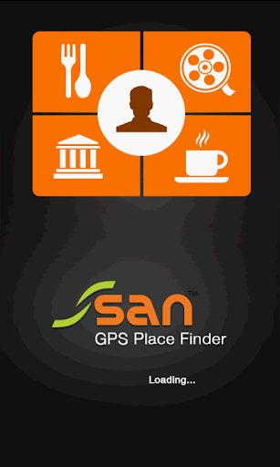 GPS Near By Place Finder