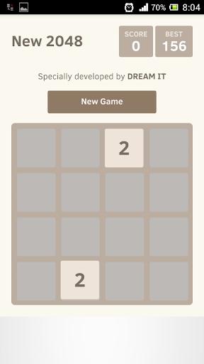 2048 Brain Game
