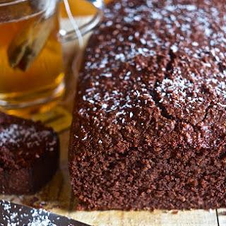 Healthy Chocolate Coconut Cake {Gluten Free} Recipe
