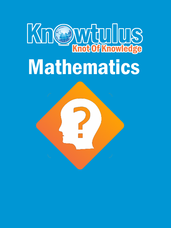 Knowtulus Mathematics demo- screenshot