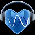 V Radio Recorder logo