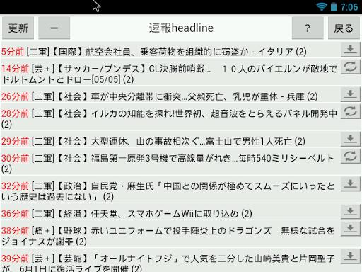 無料新闻Appの2chらくらく|HotApp4Game