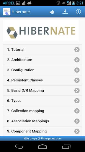 Learn Hibernate Offline Docs