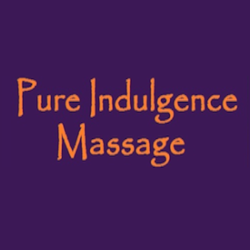 Pure Indulgence Massage LOGO-APP點子