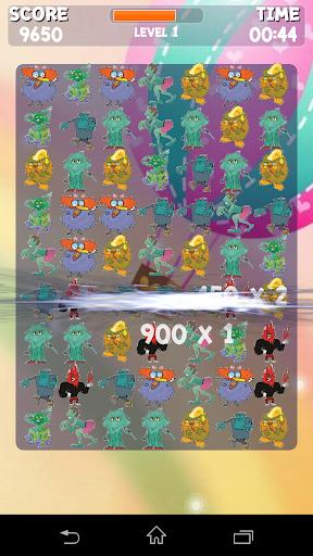 Monster Crush Game