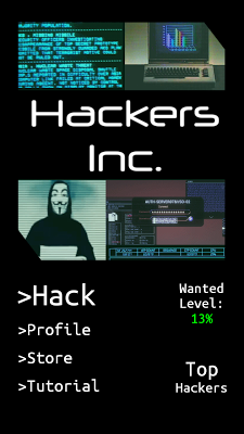 Hackers Inc - screenshot