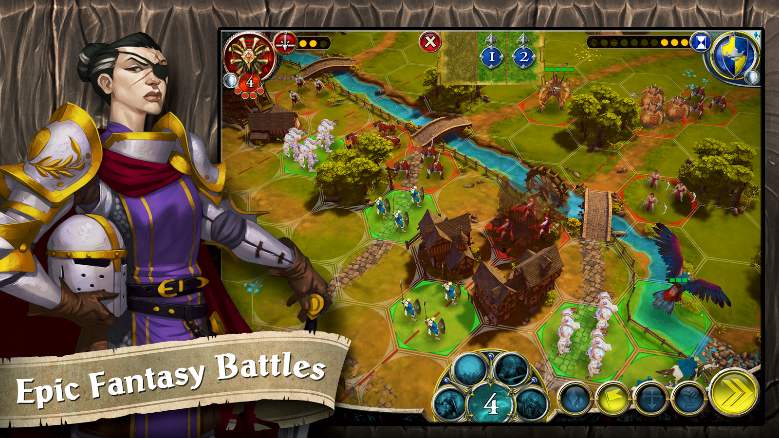 BattleLore: Command- screenshot