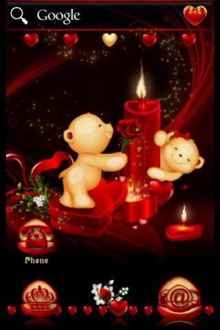 免費下載個人化APP|ADW Launcher Love Valentine app開箱文|APP開箱王