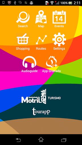 Audioguide Tourapp Motril