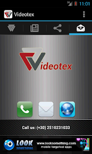 Videotex- screenshot thumbnail