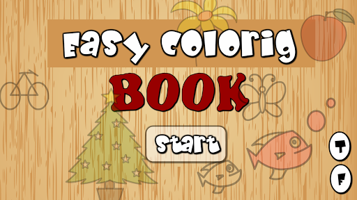 Easy Coloring Book Free
