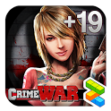 Crime War - 19 Cash Points icon
