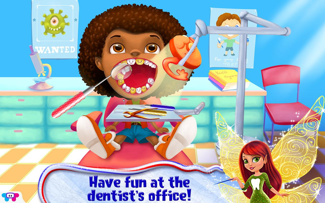 Happy Teeth, Healthy Kids- screenshot