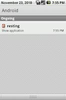 Screenshot of Slackmeter Time Control