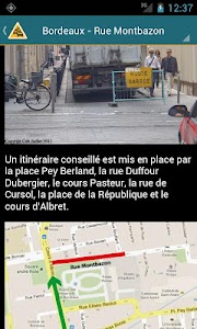 Info Trafic Bordeaux screenshot 4