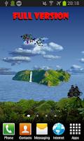 Screenshot of Island HD Free Live Wallpaper
