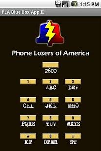 Phone Losers Blue Box- screenshot thumbnail