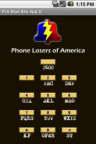 Phone Losers Blue Box- screenshot