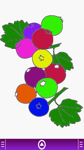 果物 - 本ゲームを着色|玩休閒App免費|玩APPs