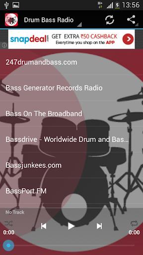 Drum Bass Radio