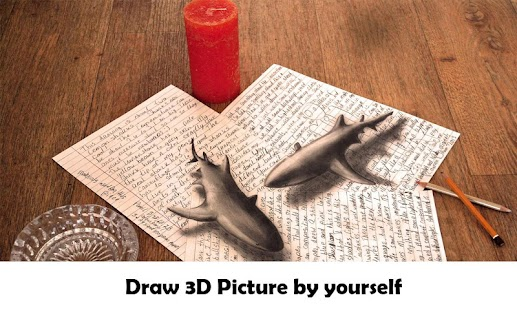 如何繪製 3D 圖片
