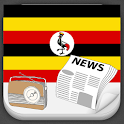 Uganda Radio News icon