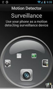 Motion Detector Pro - screenshot thumbnail