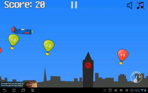 Hit the Ballons