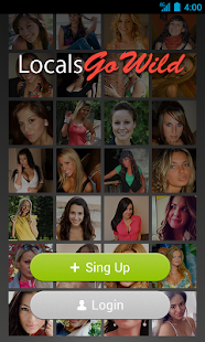 LocalsGoWild - Dating, Flirt - screenshot thumbnail