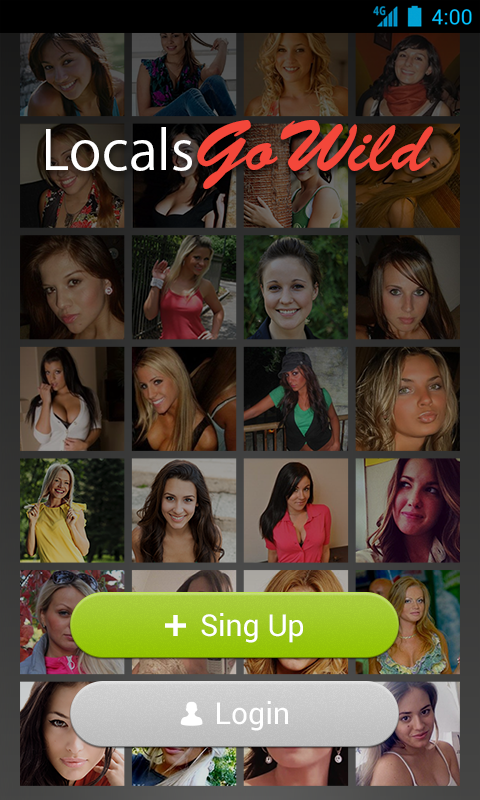 LocalsGoWild - Dating, Flirt - screenshot