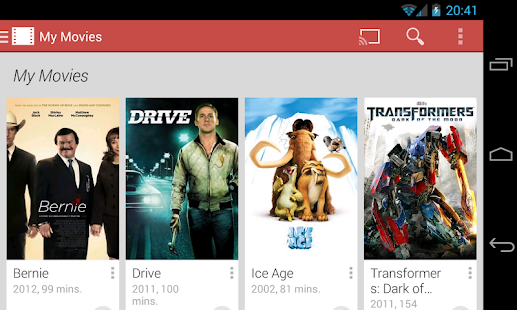 Google Play Movies & TV Screenshot 23