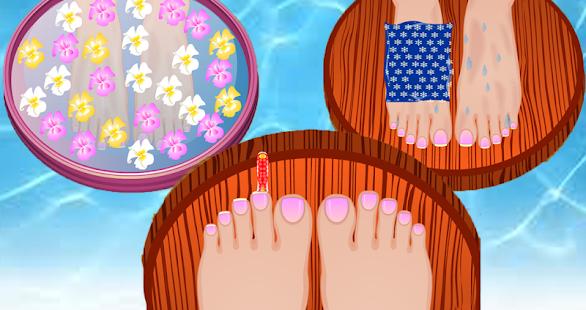 Foot spa for kids – Lena's Spa