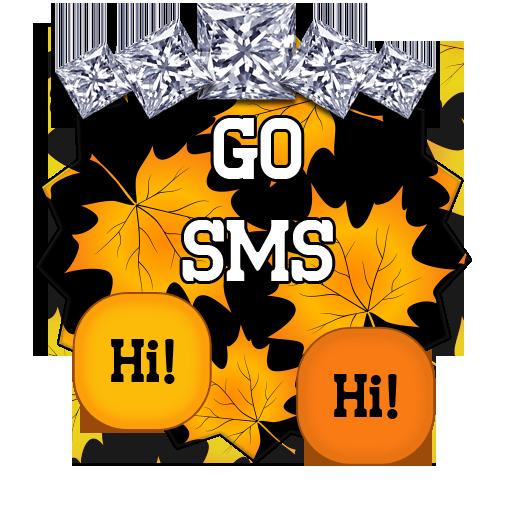 GO SMS THEME - SCS355 個人化 App LOGO-APP試玩