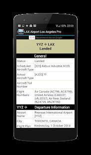 FLIGHTS Houston Airport Pro - náhled