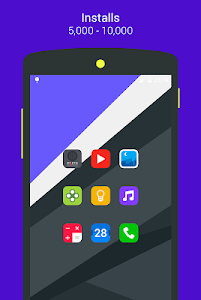 Goolors Elipse - icon pack screenshot 2