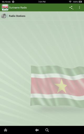 Suriname Radio