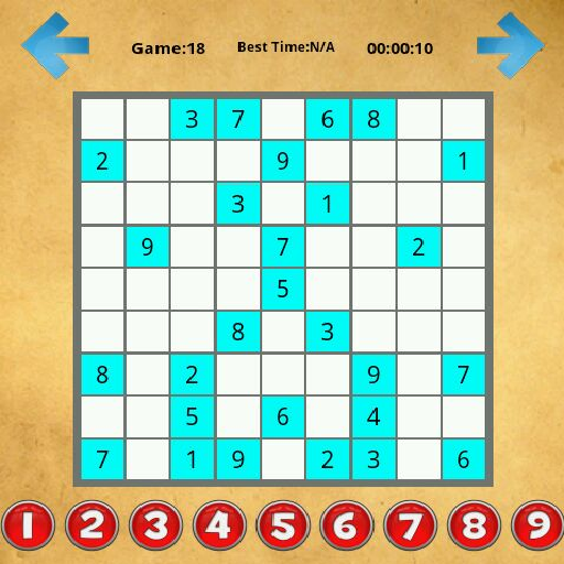 解謎必備App|Sudoku Kingdom free LOGO-綠色工廠好玩App