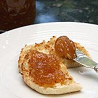 Spiced Caramel Pear Jam