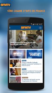 BFMTV : l'info en continu - screenshot thumbnail