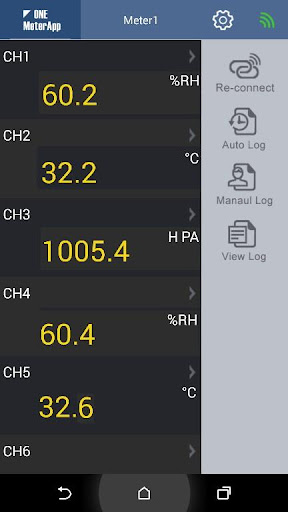 Lutron OneMeterApp