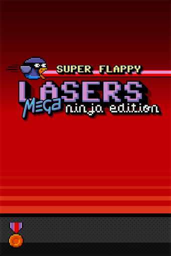 Super Flappy Lasers