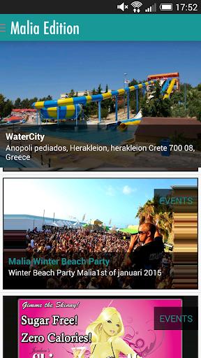 Malia Edition - Explore Crete