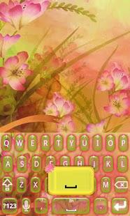 KB SKIN - Blossom - screenshot thumbnail